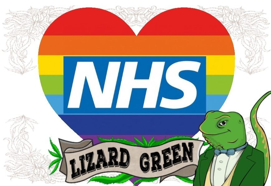 NHS workers primed for Lizard Green CBD oil in fight against coronavirus